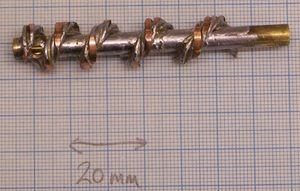 Granuleextruder Reprap