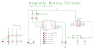 Magnetic Rotary Encoder 1.0 Schematic